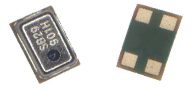 2718 Series Top-port analog silicon microphone
