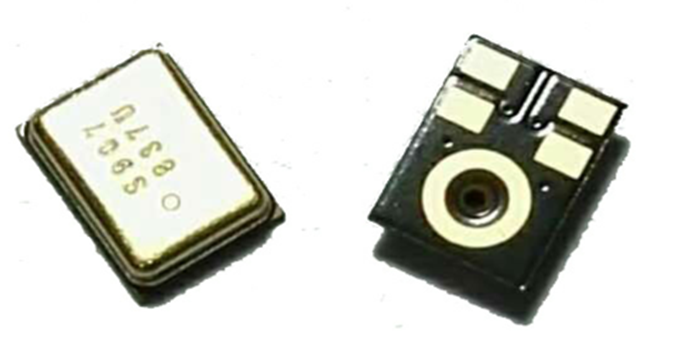3526 Series Bottom-port digital silicon microphone