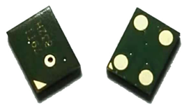 3729 Series-TOP-port analog silicon microphone