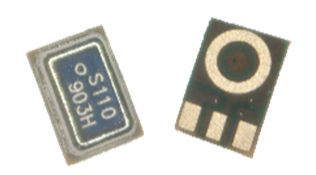 2718 Series Bottom-port analog silicon microphone